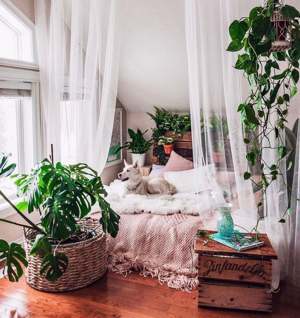 Adorable Bohemian Bedroom Decoration Ideas You Will Totally Love 43