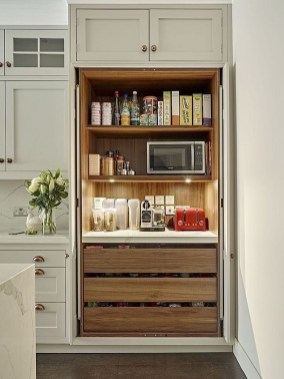 Genius Kitchen Storage Ideas For Your New Kitchen 08