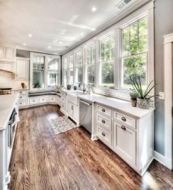 Inspiring Famhouse Kitchen Design Ideas 04