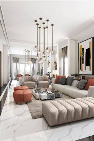 Luxurious Living Room Design To Make Your Home Look Fabulous 29