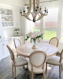 Rustic Farmhouse Dining Room Design Ideas 11