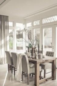 Rustic Farmhouse Dining Room Design Ideas 23
