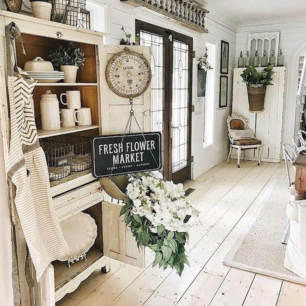 Stunning Farmhouse Style For Home Decor Ideas 12
