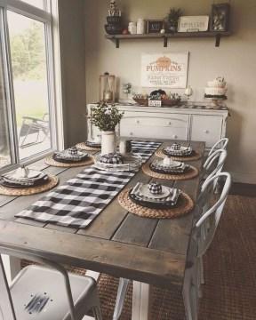 Stunning Farmhouse Style For Home Decor Ideas 17