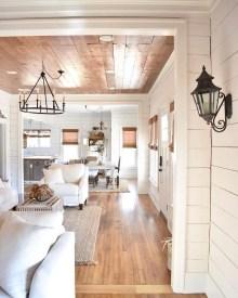 Stunning Farmhouse Style For Home Decor Ideas 40