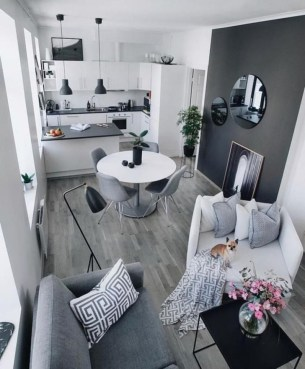 Stunning Small Living Room Design For Small Space 36