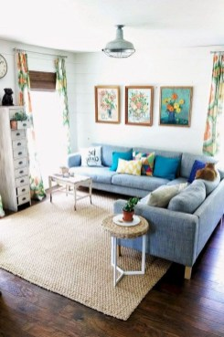 Stunning Small Living Room Design For Small Space 38