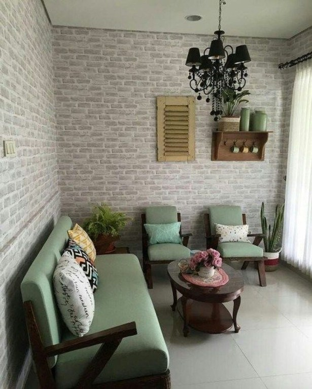 Stunning Small Living Room Design For Small Space 49