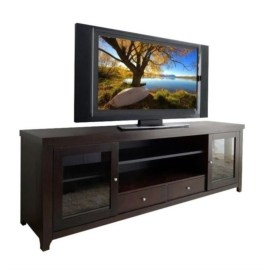 Amazing Wooden TV Stand Ideas You Can Build In A Weekend 09