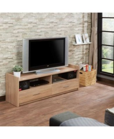 Amazing Wooden TV Stand Ideas You Can Build In A Weekend 18
