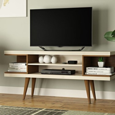 Amazing Wooden TV Stand Ideas You Can Build In A Weekend 21
