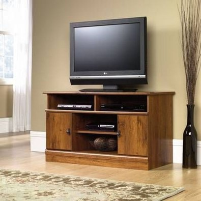 Amazing Wooden TV Stand Ideas You Can Build In A Weekend 22