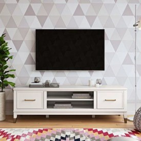 Amazing Wooden TV Stand Ideas You Can Build In A Weekend 34