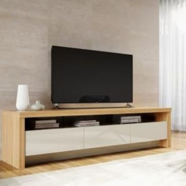 Amazing Wooden TV Stand Ideas You Can Build In A Weekend 44