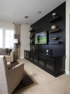 Amazing Wooden TV Stand Ideas You Can Build In A Weekend 45