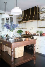 Awesome Kitchen Design Ideas To Cooking In Summer 03