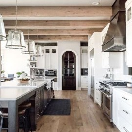 Awesome Kitchen Design Ideas To Cooking In Summer 36