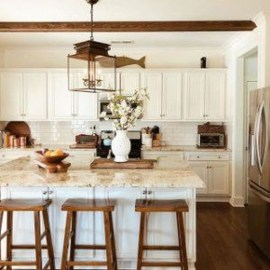 Awesome Kitchen Design Ideas To Cooking In Summer 38