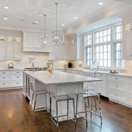 Awesome Kitchen Design Ideas To Cooking In Summer 44