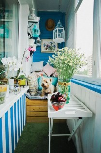 Best Ideas To Change Your Balcony Decor Into A Romantic Design 39