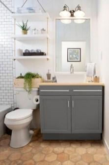 Brilliant Bathroom Design Ideas For Small Space 08