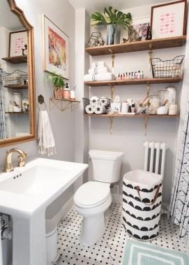 Brilliant Bathroom Design Ideas For Small Space 24
