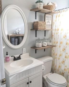 Brilliant Bathroom Design Ideas For Small Space 26