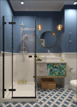Brilliant Bathroom Design Ideas For Small Space 45