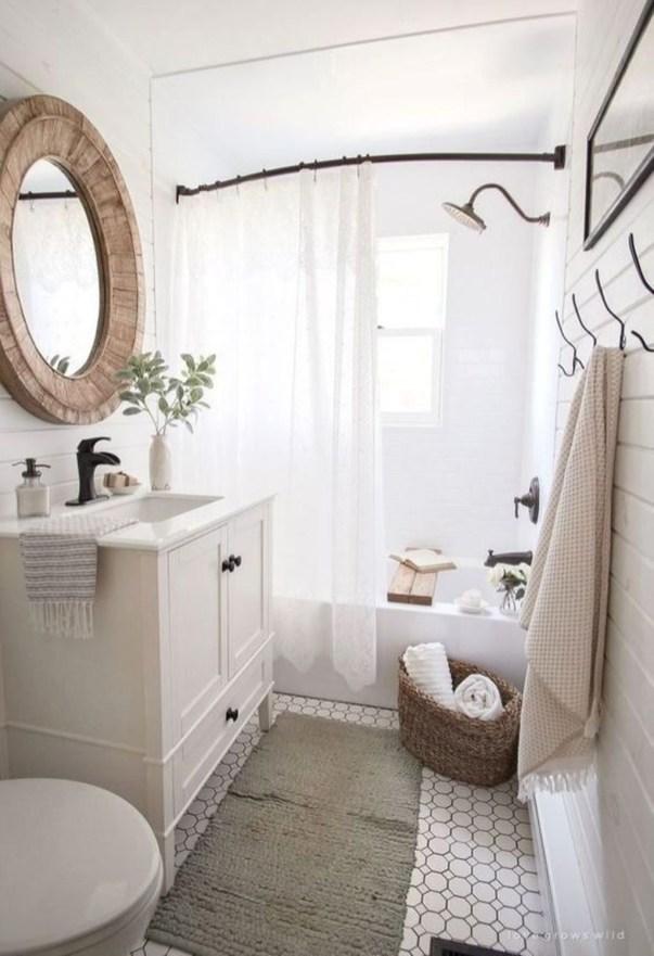 Brilliant Bathroom Design Ideas For Small Space 48