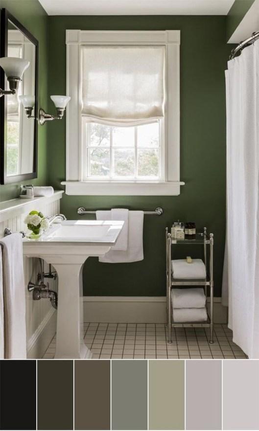 Brilliant Bathroom Design Ideas For Small Space 49