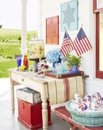 Elegant Vintage 4th Of July Home Decoration Ideas 02