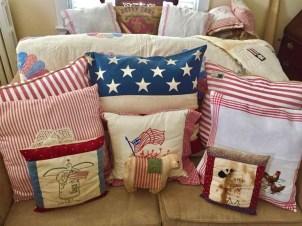 Elegant Vintage 4th Of July Home Decoration Ideas 13