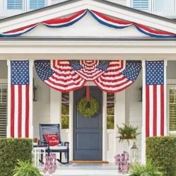 Elegant Vintage 4th Of July Home Decoration Ideas 36