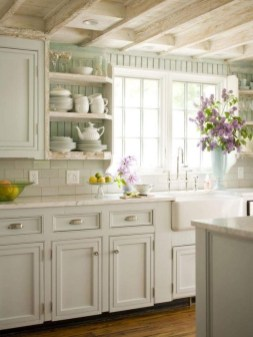 Fantastic Farmhouse Kitchen Cabinets Ideas For Home 09