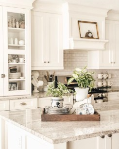 Fantastic Farmhouse Kitchen Cabinets Ideas For Home 30