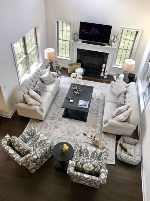 Favorite Modern Open Living Room Design Ideas 07