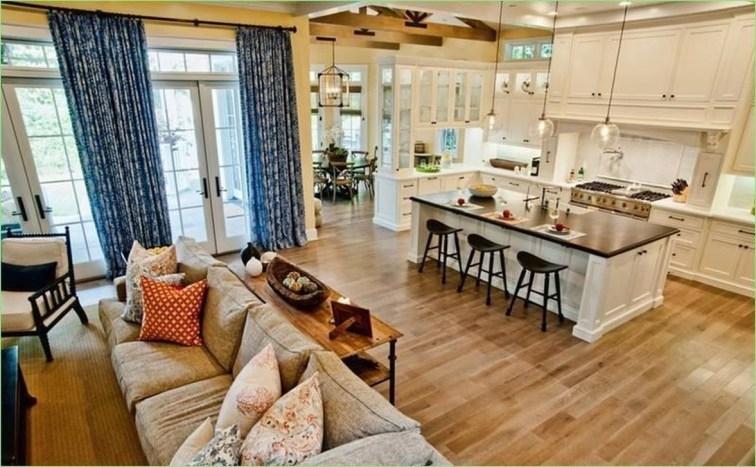 Favorite Modern Open Living Room Design Ideas 25