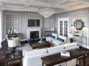 Favorite Modern Open Living Room Design Ideas 42