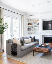 Favorite Modern Open Living Room Design Ideas 49