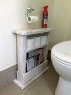 Genius Storage Bathroom Ideas For Space Saving 29