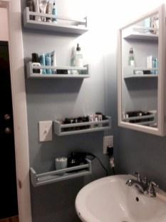 Genius Storage Bathroom Ideas For Space Saving 48