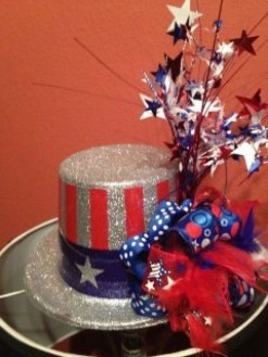 Inexpensive 4th Of July Decoration Ideas In The Dining Room 21
