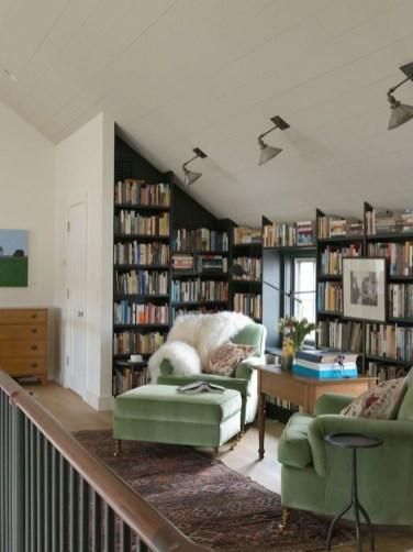 Inspiring Reading Room Decoration Ideas To Make You Cozy 45