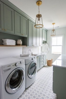 Minimalist And Small Laundry Room Ideas For Small Space 08