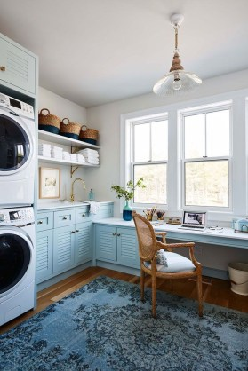 Minimalist And Small Laundry Room Ideas For Small Space 09