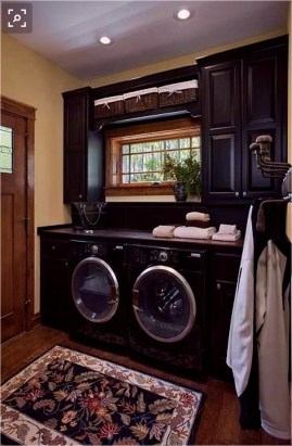 Minimalist And Small Laundry Room Ideas For Small Space 43