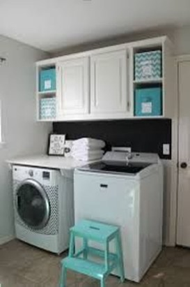 Minimalist And Small Laundry Room Ideas For Small Space 45
