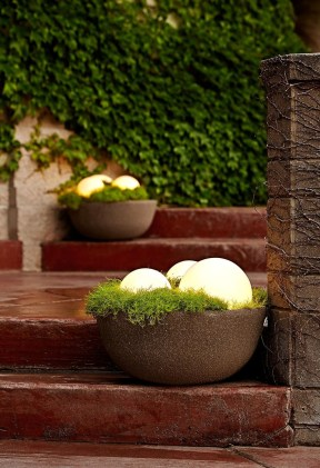 Outstanding Lighting Ideas To Light Up Your Garden With Style 06