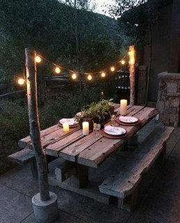 Outstanding Lighting Ideas To Light Up Your Garden With Style 28