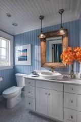 Stylish Coastal Bathroom Remodel Design Ideas 14